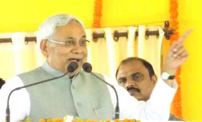 खगड़िया में 200 करोड़ की योजनाओं का किया शिलान्यास : मुख्यमंत्री नीतीश कुमार