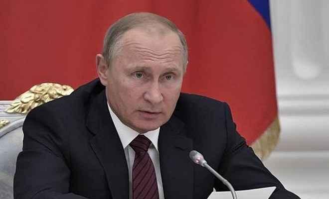 चौथी बार  रूस के राष्ट्रपति बनेेंगे पुतिन!