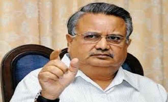 कांग्रेस को मोदी फोबिया हो गया है : रमन सिंह