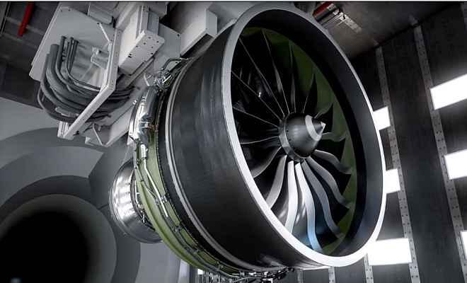 हवाई जहाज का ''महा इंजन'' तैयार: पक्षी टकराने के बाद भी बोइंग जेट उड़ान भरता रहेगा