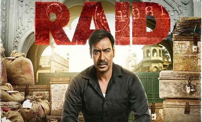 'रेड' बनी इस साल की दूसरी बड़ी फिल्म, 3 दिन में 41.25 करोड़ कमाए
