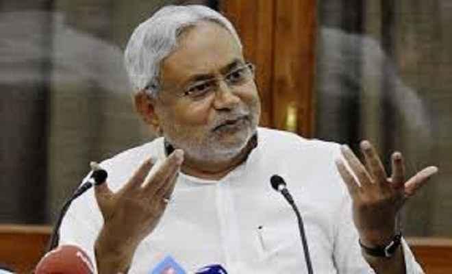 बिहार को विशेष राज्य का दर्जा मामले में मुझ पर चुप्पी साधने का आरोप लगाना निराधार: नीतीश