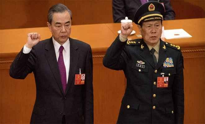 चीन ने पूर्व मिसाइल कमांडर को बनाया रक्षा मंत्री, निर्मला सीतारमण से होगी मुलाकात!