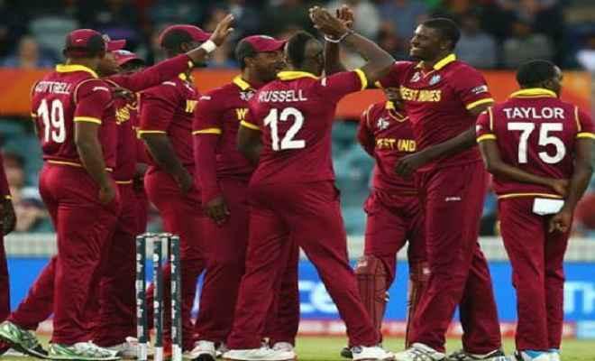 जिम्बाब्वे को हरा वेस्टइंडीज आईसीसी विश्व कप क्वालीफायर्स तालिका में शीर्ष पर