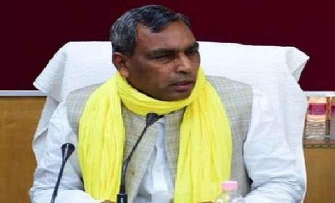 योगी सरकार से नाराज चल रहे कैबिनेट मंत्री ओम प्रकाश को शाह ने बुलाया दिल्ली