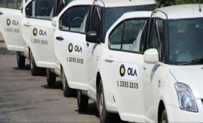 अब रेल टिकट के साथ बुक होगी ओला कैब : आईआरसीटीसी