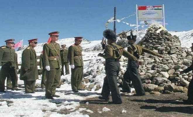 चीन ने दक्षिणी डोकलाम तक पहुंचने के लिए बनाई नई सड़क
