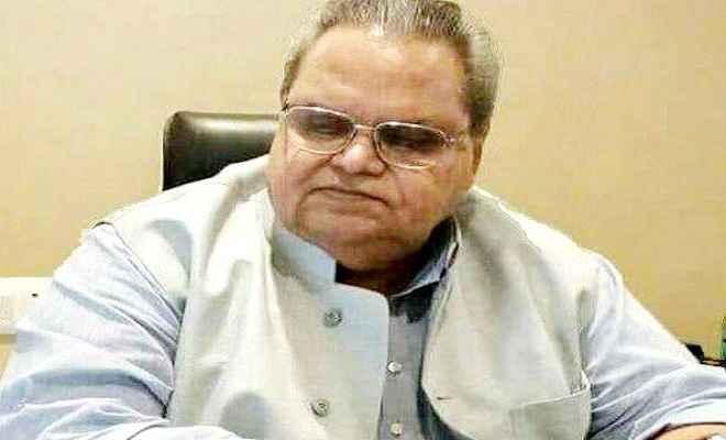 बिहार के राज्यपाल सत्यपाल मलिक को मिला ओड़िशा का अतिरिक्त प्रभार