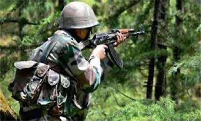 कुपवाड़ा में सुरक्षाबलों ने 2-3 आतंकवादियों को घेरा, एनकाउंटर जारी