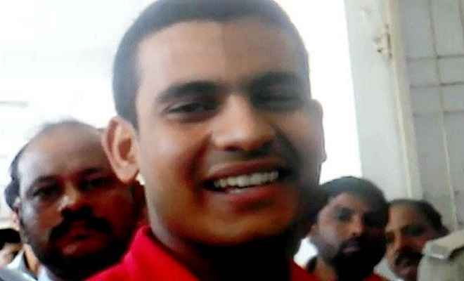 देश-विरोधी नारे लगाने के मामले में तीसरे आरोपित ने किया सरेंडर