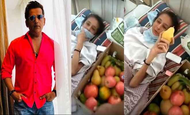 भोजपुरी स्टार रवि किशन एक्ट्रेस पूजा डडवाल की मदद के लिए आगे आए