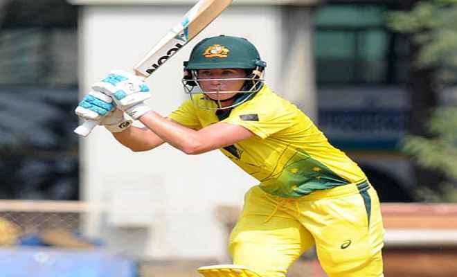 ऑस्ट्रेलिया ने भारत को हरा किया विजय अभियान की शुरुआत