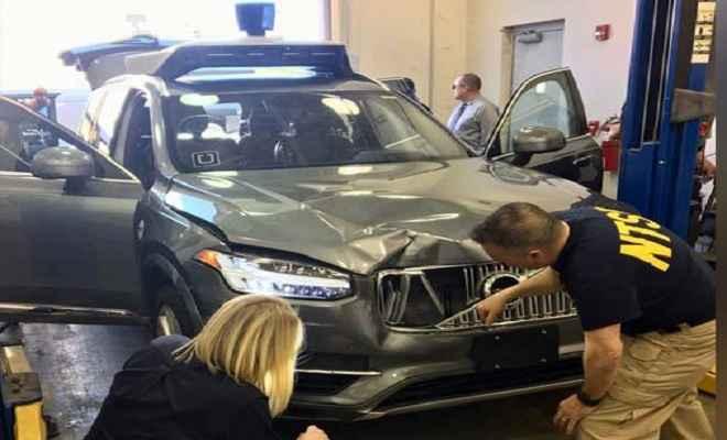 विश्लेषकों ने उबर की स्वचालित कार प्रणाली पर उठाए सवाल