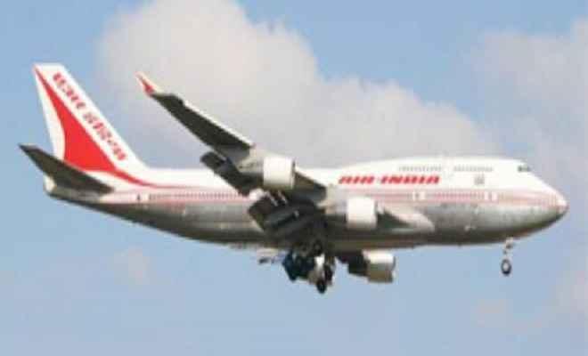 एयर इंडिया  इस्राइल उड़ान के लिए सऊदी हवाई क्षेत्र का करेगी उपयोग