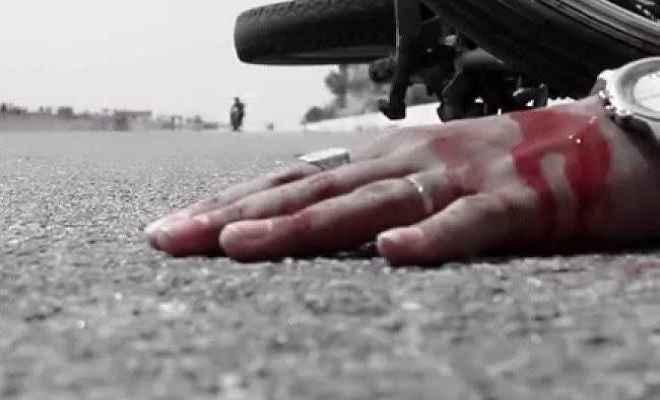 समस्तीपुर में ट्रक से कुचलकर 2 लोगों की मौत, चालक फरार