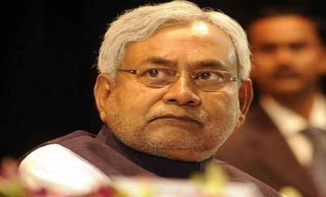 एससी/एसटी श्रेणी को भी मिलेंगे महादलित श्रेणी के फायदे: मुख्यमंत्री नीतीश