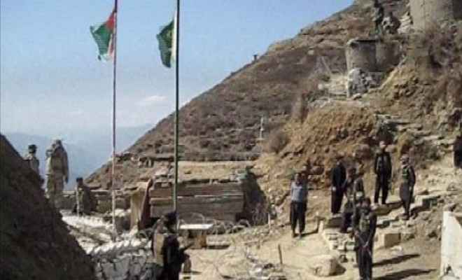 सीमा पर भिड़े पाक और अफगान सेना, 6 की मौत