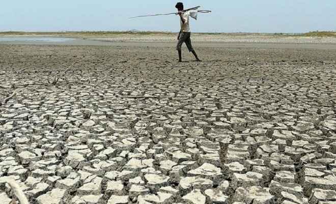 153 जिलों में अभी से जल संकट, गर्मी बढ़ने से पहले ही देश में भीषण सूखा