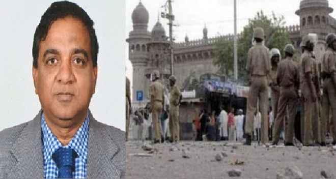मक्का मस्जिद ब्लास्ट केस पर फैसला देने वाले जज का इस्तीफा नामंजूर