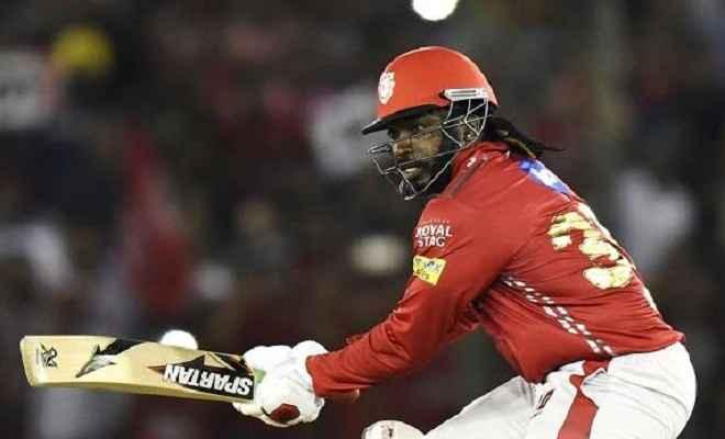 आईपीएल11: गेल-राहुल की आंधी में उड़ी केकेआर, 9 विकेट से पंजाब की जीत