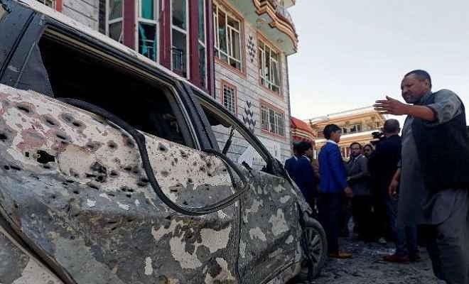 अफगानिस्तान: काबुल में फिदायिन हमला में 31 की मौत, 50 घायल