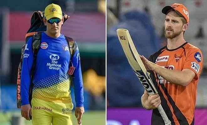हैदराबाद ने जीता टॉस, चेन्नई को दिया बल्लेबाजी का न्यौता