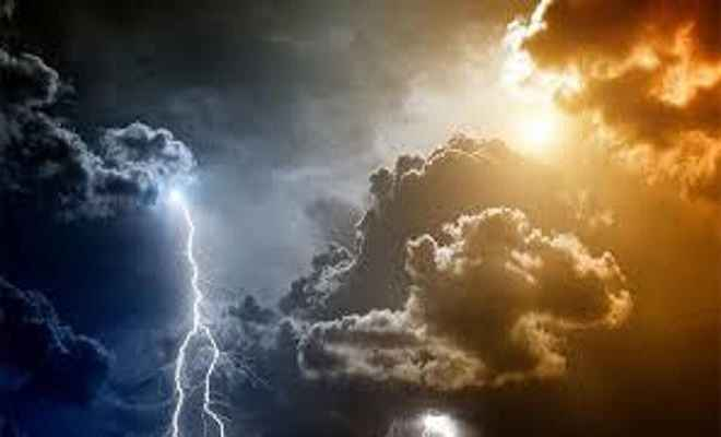 बदलेगा मौसम: रांची समेत कई जिलों में 27 अप्रैल को तेज हवाओं के साथ होगी बारिश