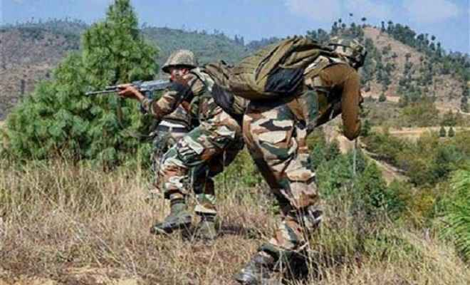 एलओसी पर मुठभेड़, 5 पाकिस्तानी सैनिक ढेर, कई पोस्ट तबाह