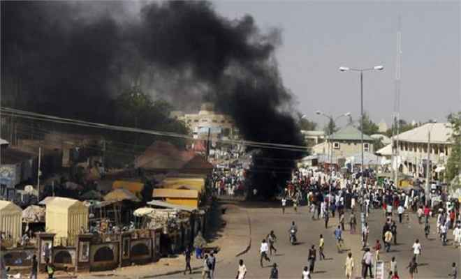 नाइजीरिया में बोको हराम के हमले में 21 लोगों की मौत