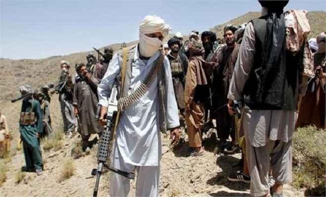 तालिबान के हमले में 9 अफगान सैनिकों की मौत