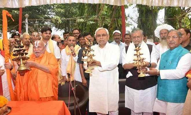 सुशील मोदी बोले : वैदिक व रामायण काल में बाल विवाह, दहेज प्रथा जैसी कुरीतियां नहीं, नारियों का सम्मान था