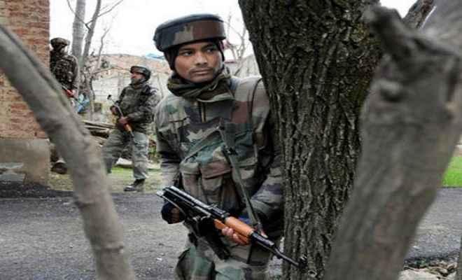 जैश-ए-मोहम्मद के 4 आतंकी ढेर, 2 सुरक्षाकर्मी शहीद