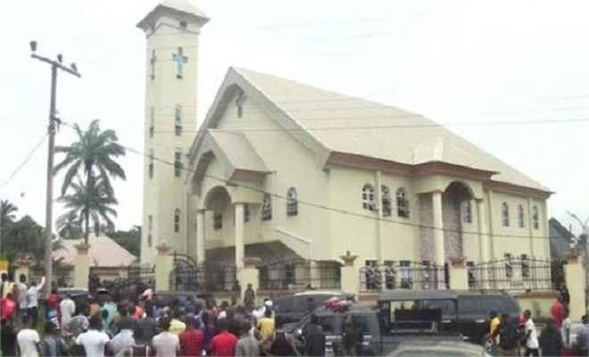 नाइजीरियाः चर्च में जनाजे की प्रार्थना सभा में हमला, 2 पादरियों सहित 18 की मौत