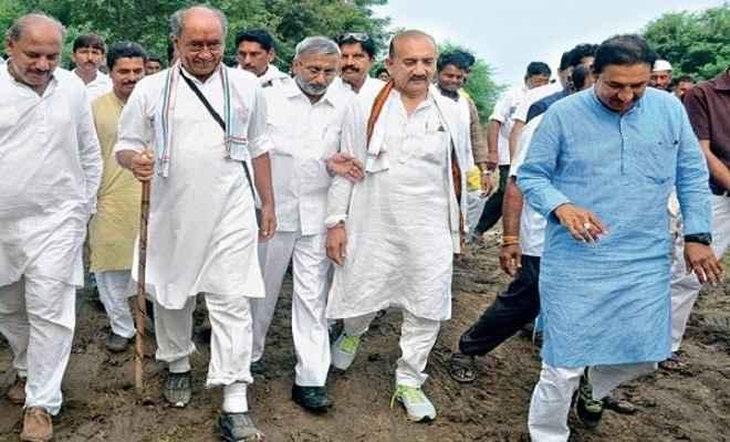 दिग्विजय सिंह 'नर्मदा परिक्रमा' के बाद अब राजनीतिक यात्रा शुरू करेंगे