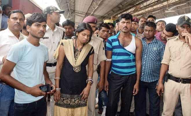 स्वतंत्रता सेनानी एक्सप्रेस में यात्रियों से लाखों की लूट, सोनपुर-हाजीपुर के बीच दिया घटना को अंजाम
