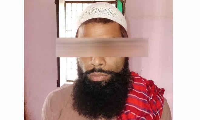 पुलिस पर हमला, हत्या व कई संगीन मामलों के आरोपी भुलक्कड़ उर्फ़ सईद बेतिया से गिरफ्तार