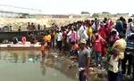 गंगा नदी में नहाने के दौरान तीन युवक डूबे, शवों की तलाश जारी