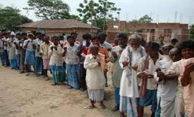 बंगाल पंचायत चुनाव : कड़ी सुरक्षा के बीच 568 मतदान केंद्रों पर पुनर्मतदान शुरू