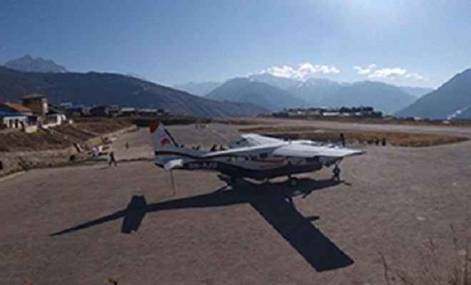 नेपाल सेना का हेलिकॉप्टर क्रैश, दोनों पायलटों की मौत