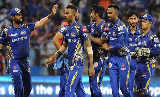 रोमांचक मुकाबले में मुंबई ने पंजाब को 3 रनों से हराया