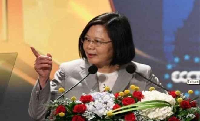 चीन की सैन्य शक्ति से निपटने के लिए अपनी सुरक्षा बढ़ाएगा ताइवान
