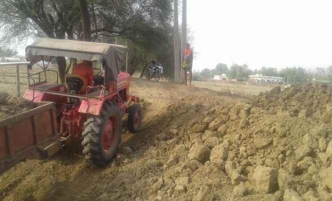 गोदरमा को मिला नया बांध, किसानों में खुशी की लहर