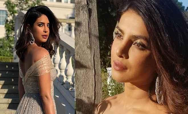 रॉयल वेडिंग: प्रियंका चोपड़ा ने अपने खूबसूरत लुक से जीता दिल