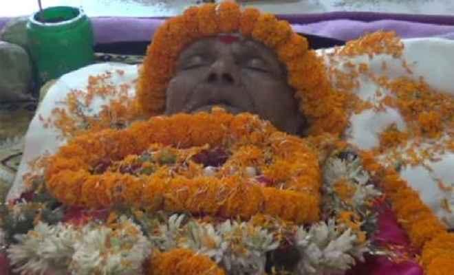 सरदार पंडा अजितानंद ओझा का निधन