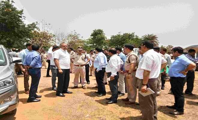 प्रधानमंत्री के दौरे को लेकर तैयारी तेज, कांग्रेस ने लगाया आरोप, भीड़ जुटाने के लिए सरकारी मशीनरी का हो रहा इस्तेमाल
