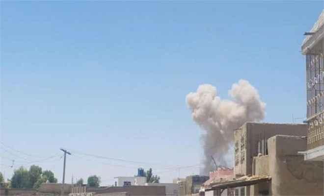 अफगानिस्तानः मिनी बस में जबर्दस्त विस्फोट, 6 की मौत 30 घायल
