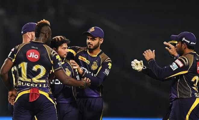आईपीएल: टूर्नामेंट से बाहर हुआ राजस्थान, कोलकाता ने 25 रनों से दर्ज की जीत
