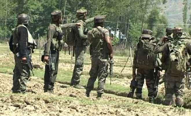 सेना ने किया कुपवाड़ा में घुसपैठ की कोशिश नाकाम, आतंकी वापस भागने को मजबूर