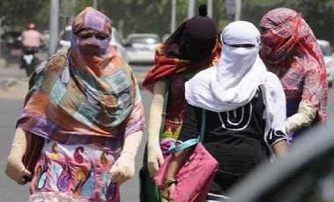 गर्मी की चपेट में उत्तर भारत, लू के थपेड़ों से लोग हुए बेहाल