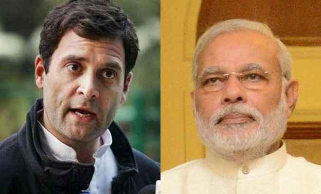 विराट के बाद राहुल गांधी ने दिया प्रधानमंत्री मोदी को चैलेंज